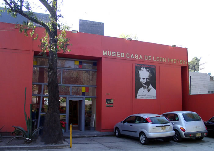 Museo Casa León Trotsky, Ciudad de México
