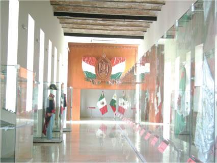 Museo Histórico de la Bandera, Guerrero