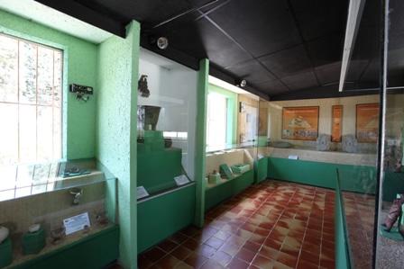 Museo de Sitio en Xochitécatl, Tlaxcala