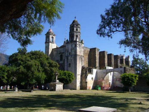 Parroquia de Nuestra Señora de la Natividad, Tlaxcala