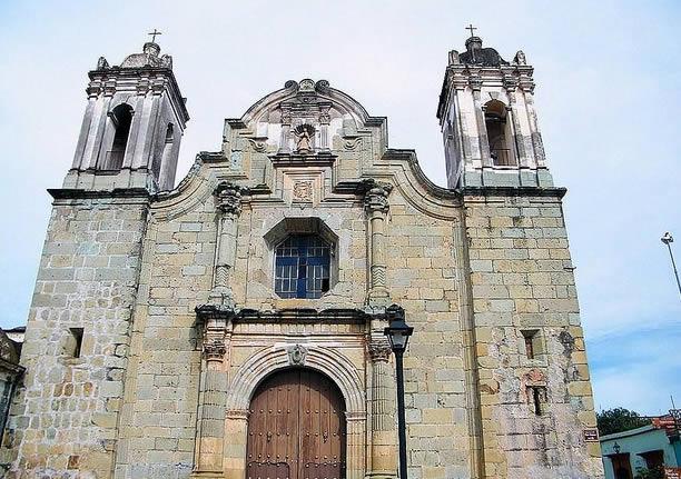 Templo de Nuestra Señora de las Nieves, Oaxaca