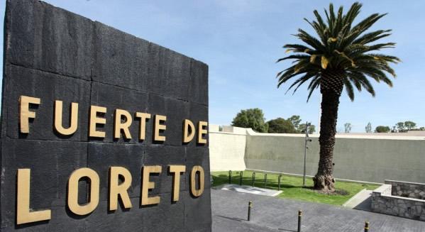 Museo de la No Intervención, Puebla