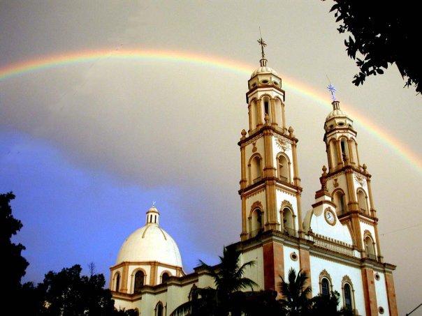 Catedral de Nuestra Señora del Rosario, Sinaloa