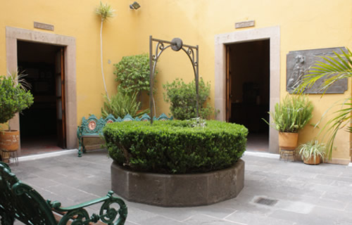 Casa de Manuel J. Othón, San Luis Potosí