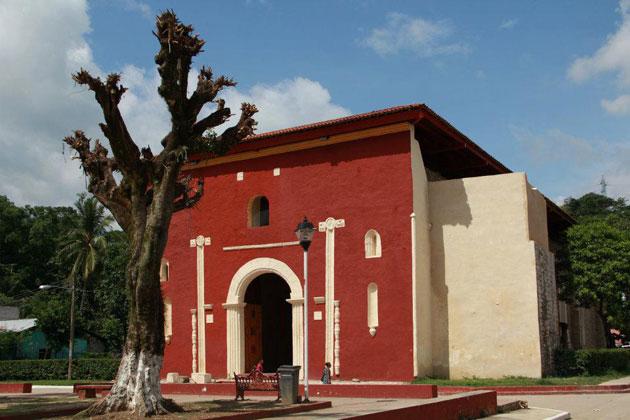 Templo Dominico de Oxolotán, Tabasco