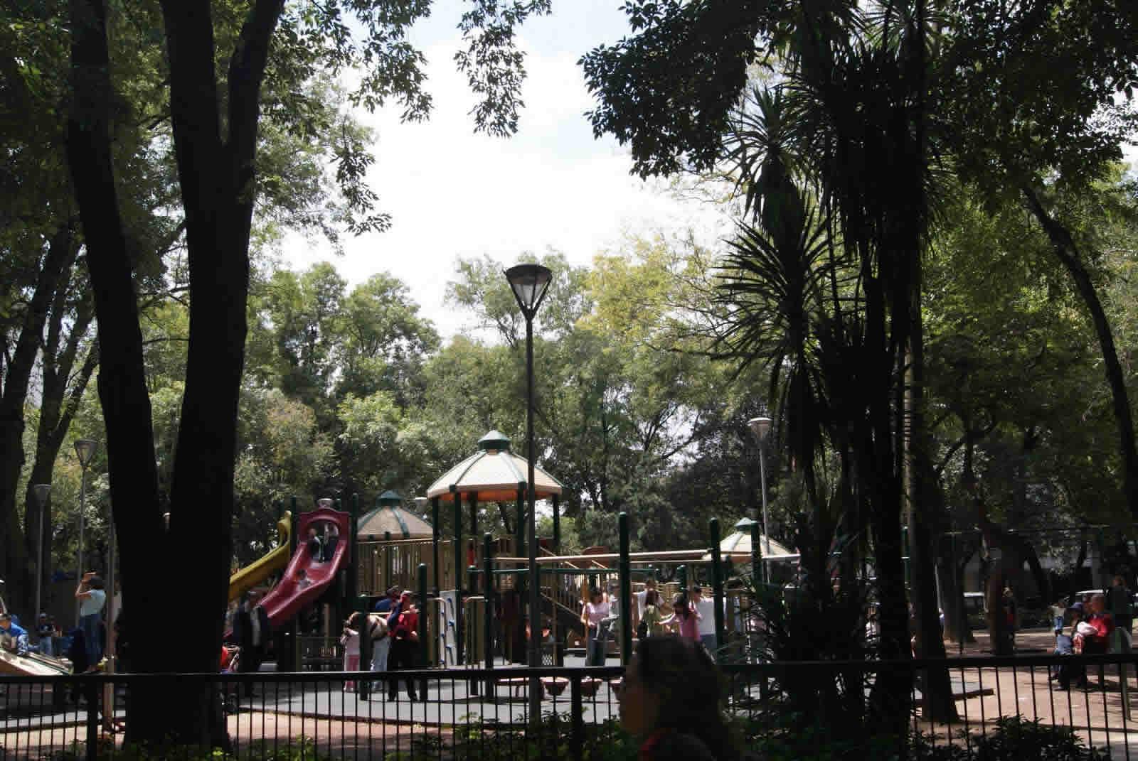 Parque España, Ciudad de México