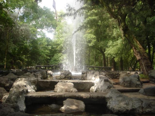 Parque México, Ciudad de México