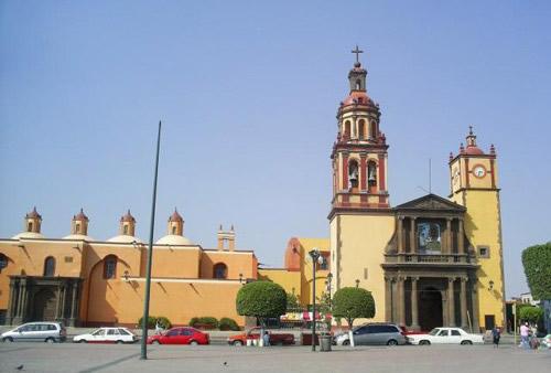 Parroquia de San Juan del Río, Querétaro