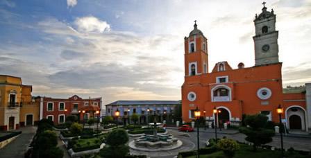 Ruta por las Montañas, Hidalgo