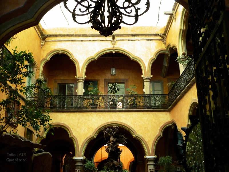 Casa de los Cinco Patios, Querétaro