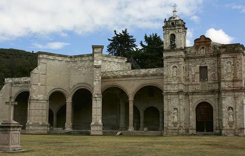 Templo de San Pedro y Pablo, Oaxaca