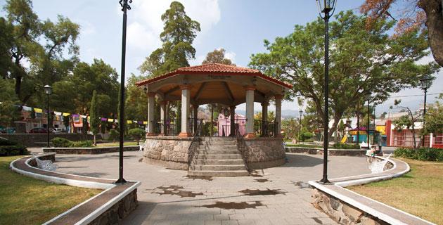 Barrio Mágico San Pedro Atocpan, Ciudad de México