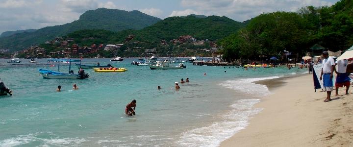 Playa Don Juan, Guerrero