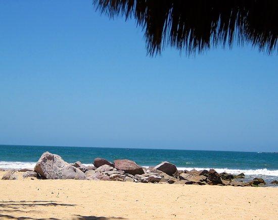 Playas en Sinaloa
