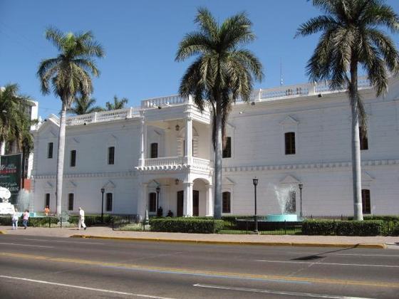 Palacio Municipal (Culiacán), Sinaloa