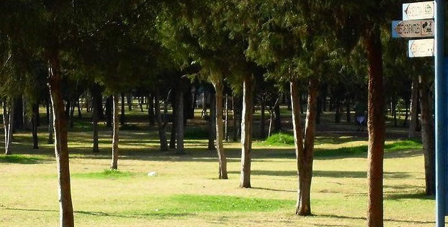 Parque Naucalli, Ciudad de México