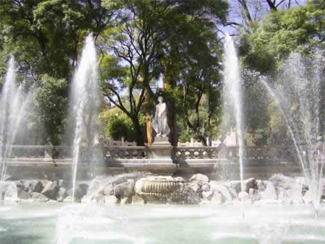 Parque Pascual Ortiz Rubio, Ciudad de México
