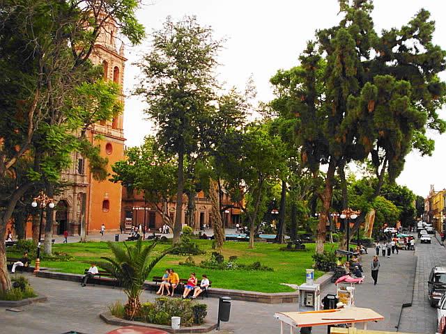 Plaza San Francisco, San Luis Potosí