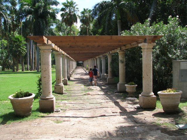 Parque Sinaloa (Jardín Botánico), Sinaloa