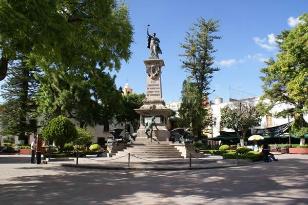 Las Plazas, Querétaro
