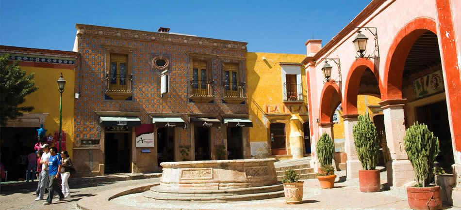 Pueblos m gicos de quer taro turimexico for Viveros en queretaro