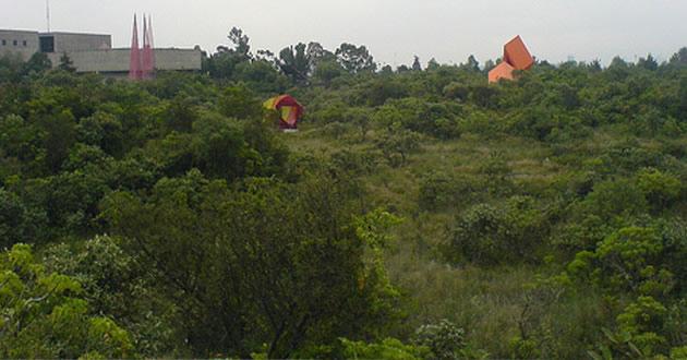 Reserva Ecológica Pedregal, Ciudad de México