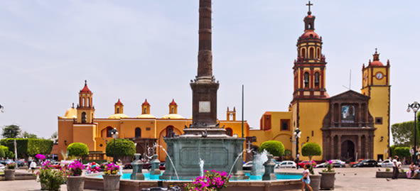 San Juan del Río, Querétaro