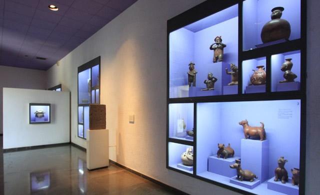 "Museo de Arte Prehispánico ""Rufino Tamayo"", Oaxaca"