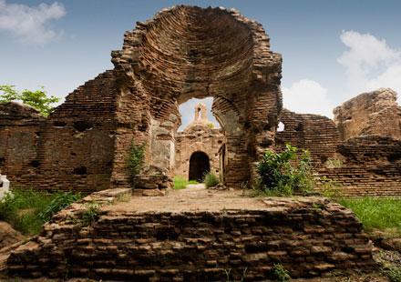 Ruinas del Templo Jesuita, Sinaloa