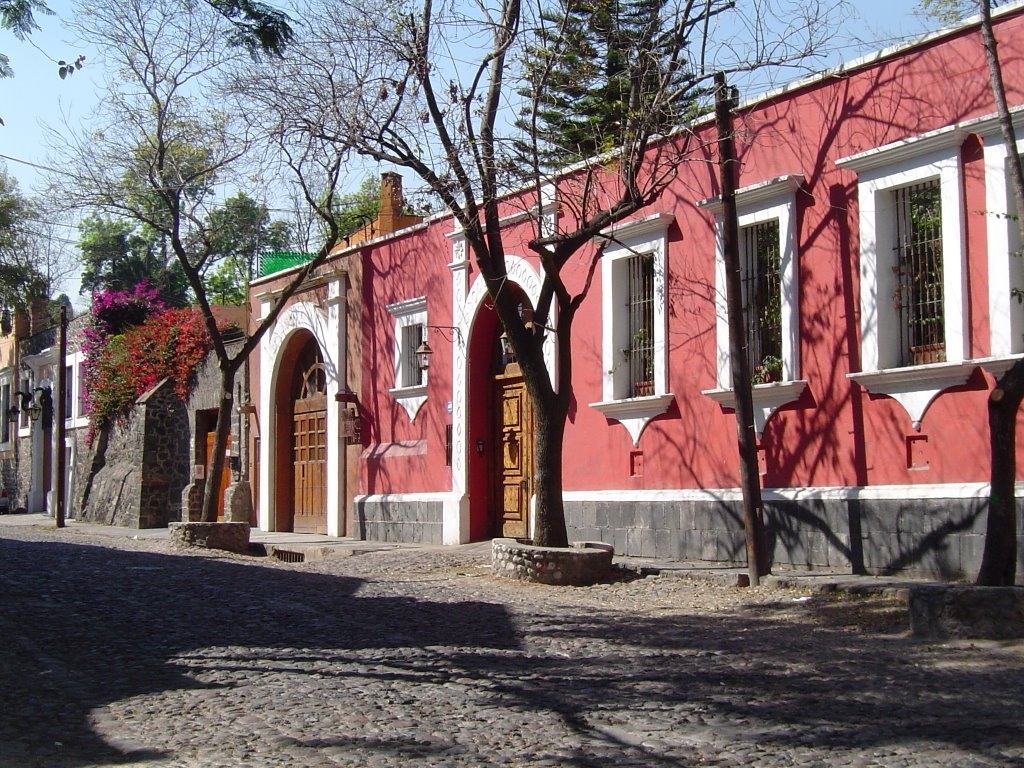 Barrio Mágico de San Ángel