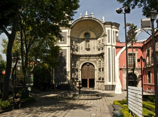Iglesia y Hospital de San Juan de Dios, Veracruz