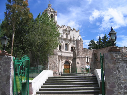 Ruta por las Haciendas, Hidalgo