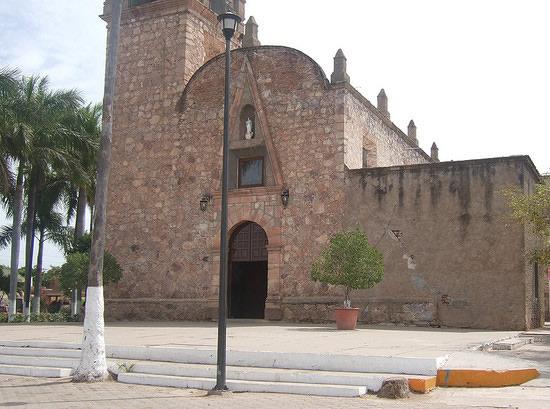 Templo de San Miguel (La Purísima Concepción), Sinaloa