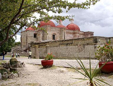 Templo de San Pablo, Oaxaca