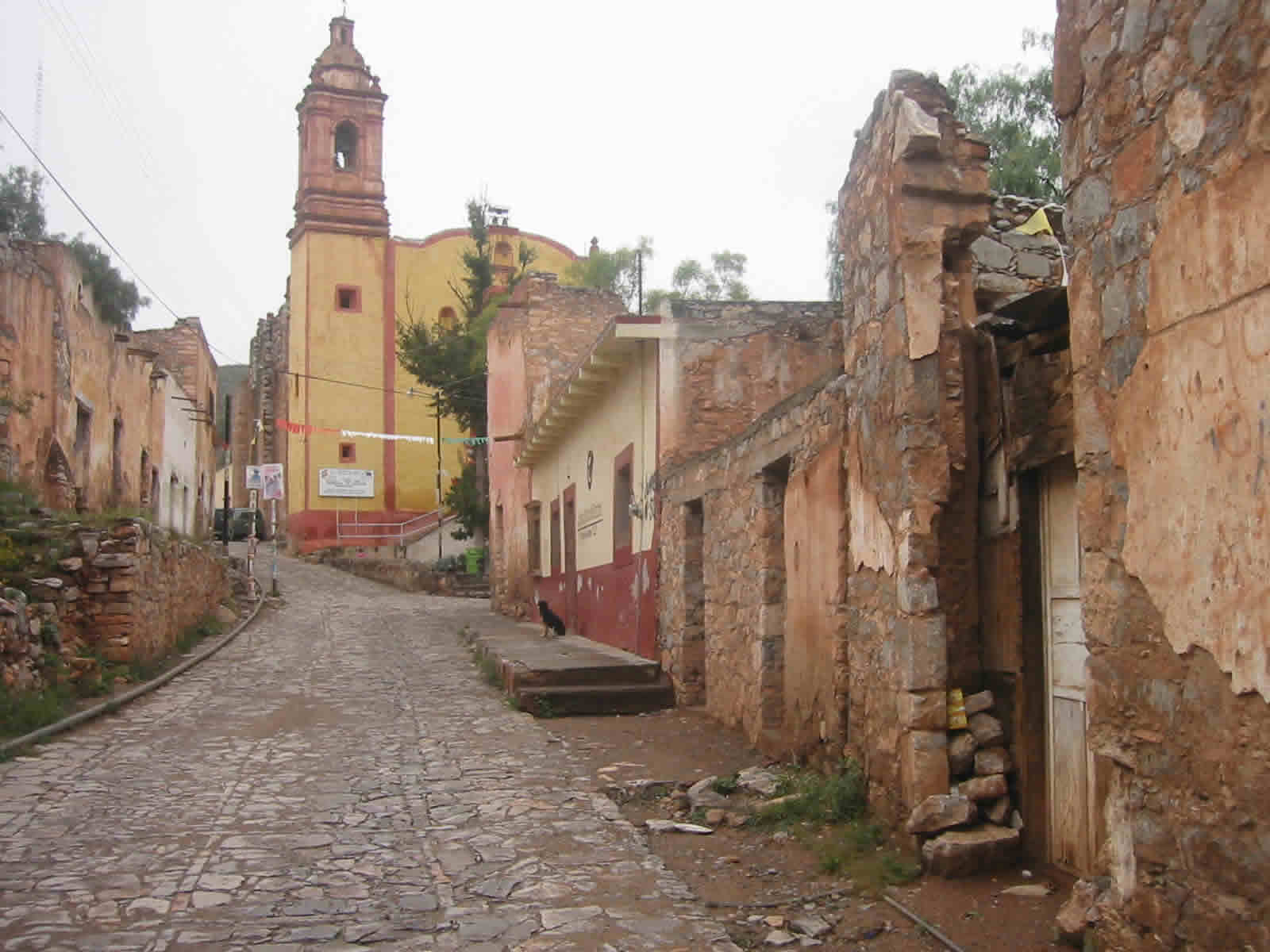 Cerro de San Pedro, San Luis Potosí