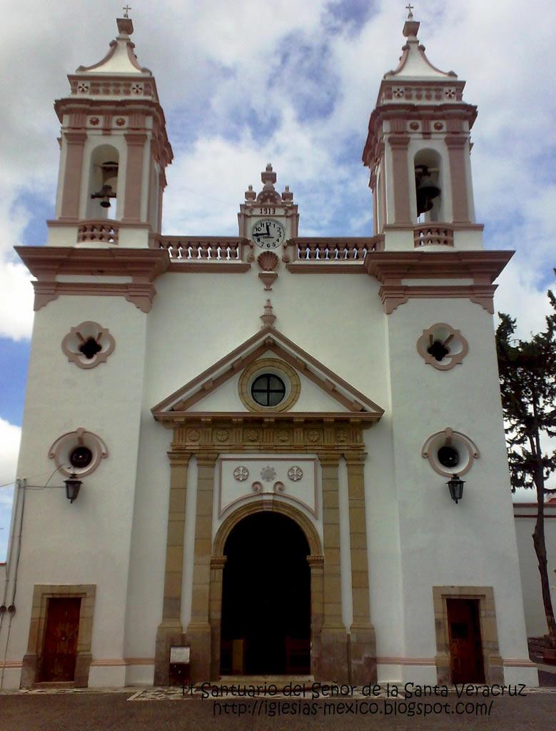 Templo de la Santa Veracruz, Guerrero