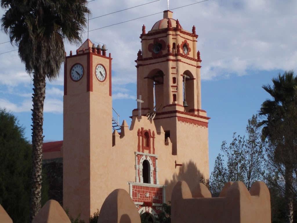 Santiago de Anaya, Hidalgo