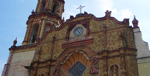 Templo del Señor Santiago, Querétaro