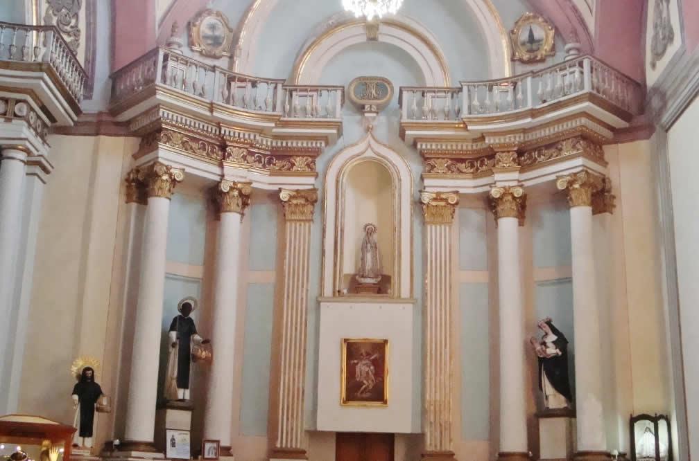 Templo y Ex Convento de Santo Domingo, Querétaro