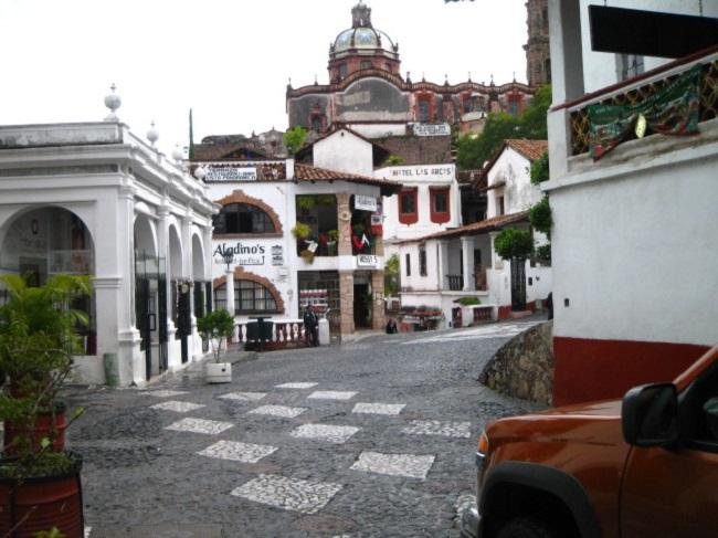 Santuario de la Cruz de la Misión, Guerrero