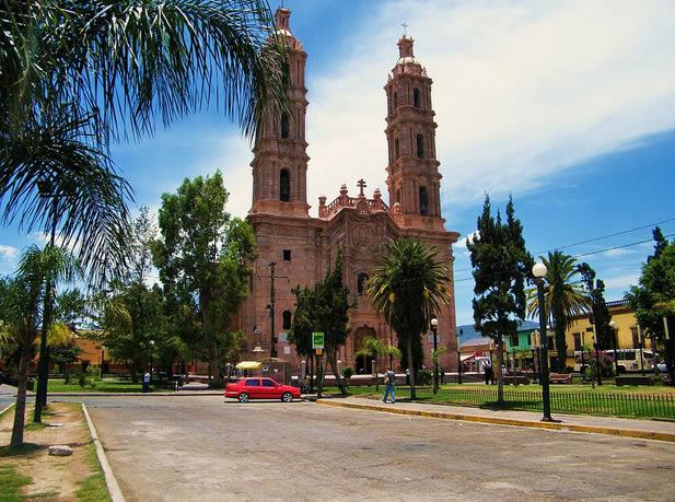 Templo Del Carmen San Luis Potosi Turimexico