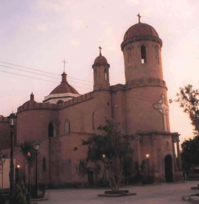 Santuario del Saucito, San Luis Potosí