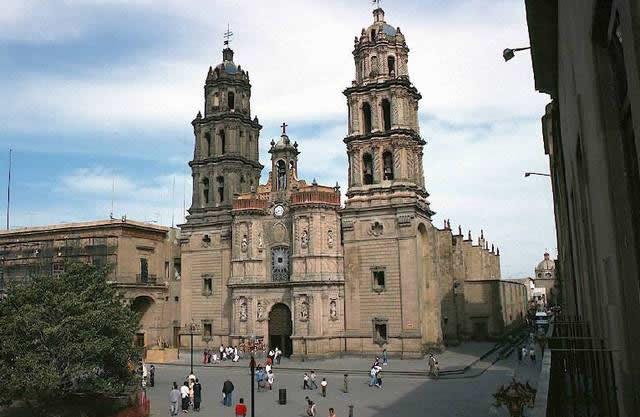 El Centro, San Luis Potosí