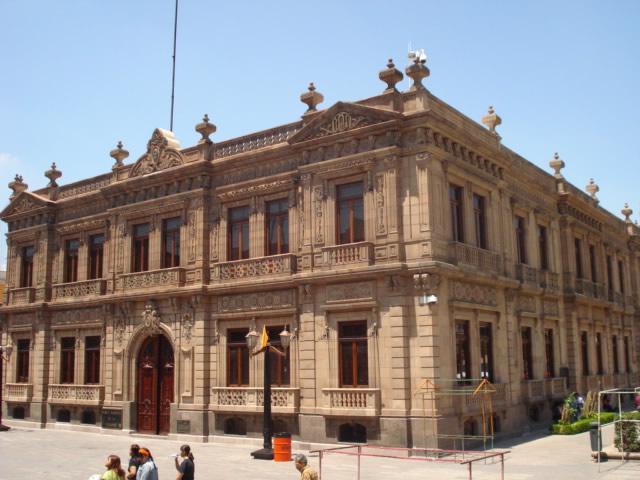 El Sur y Oeste, San Luis Potosí