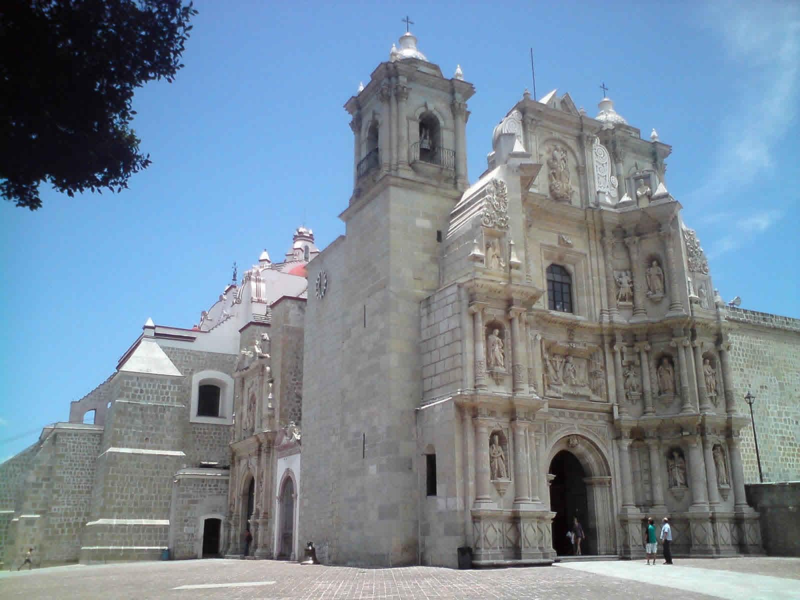 Basílica de la Soledad, Oaxaca