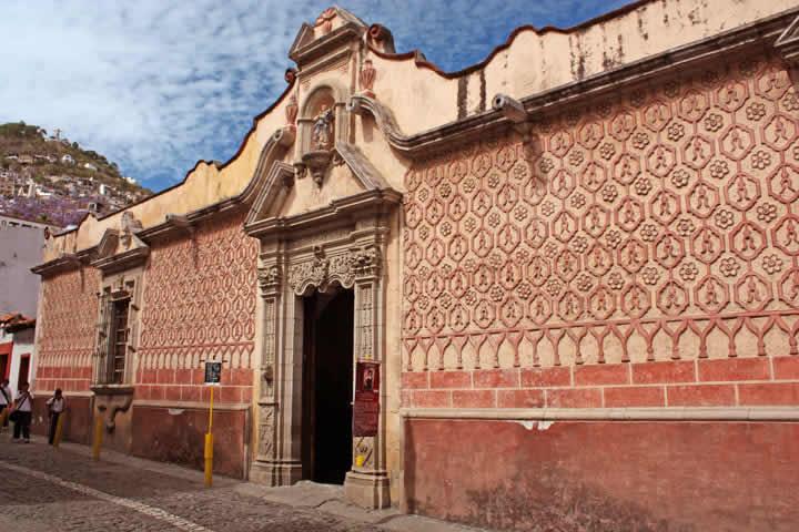 Museo de Arte Virreinal de Taxco, Guerrero