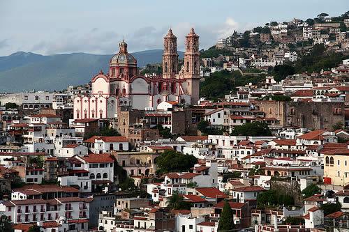 Taxco de Alarcón, Guerrero