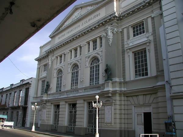 Teatro Francisco J. Clavijero, Veracruz