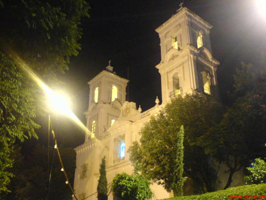 Templo de Chavarrieta, Guerrero