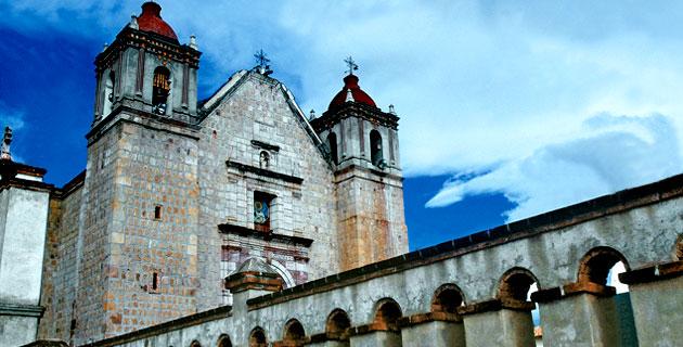 Templo de San Mateo, Oaxaca